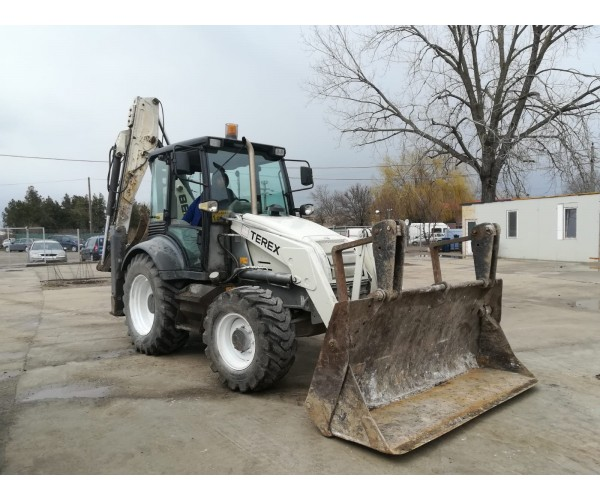 Buldoexcavator Terex 860