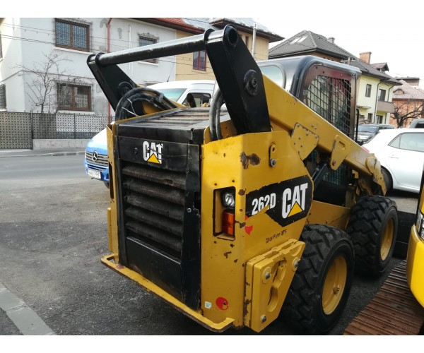 Mini incarcator Caterpillar 262D