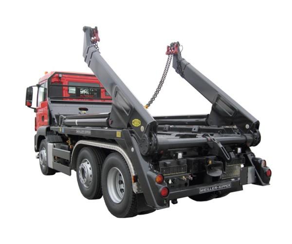 Camion cu carlig Absetz Meiller