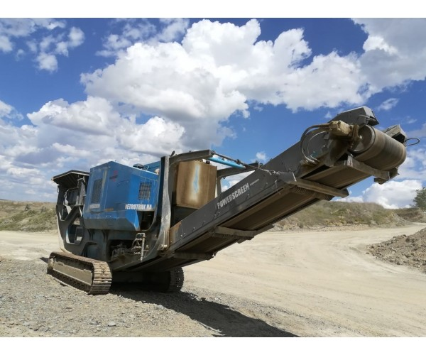 Concasor cu falci Powerscreen Metrotrak HA