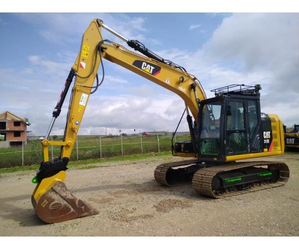 Excavator Caterpillar 312E