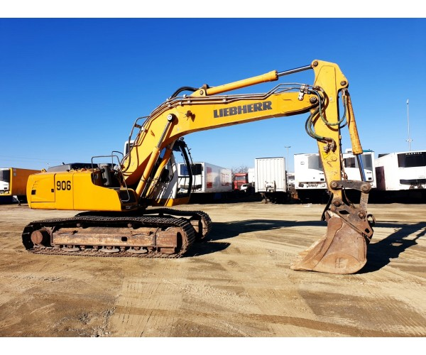 Excavator pe senile Liebherr R906NLC