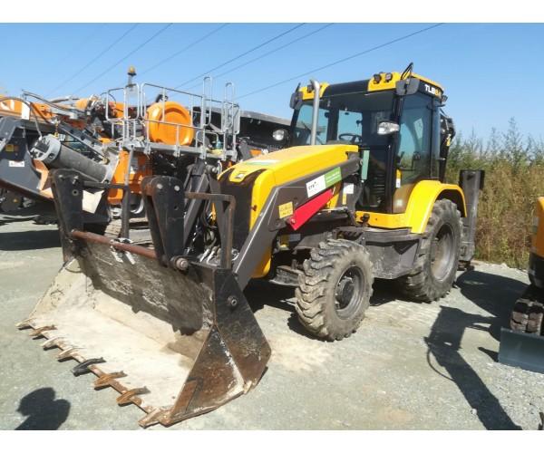 Buldoexcavator Mecalac TLB840