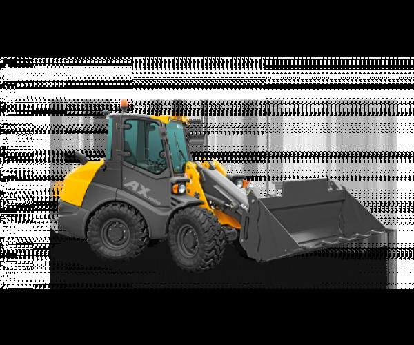Incarcator frontal articulat Mecalac AX 1000