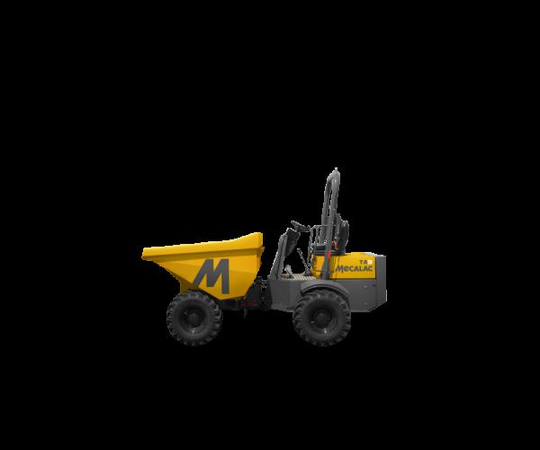Dumper Mecalac TA3