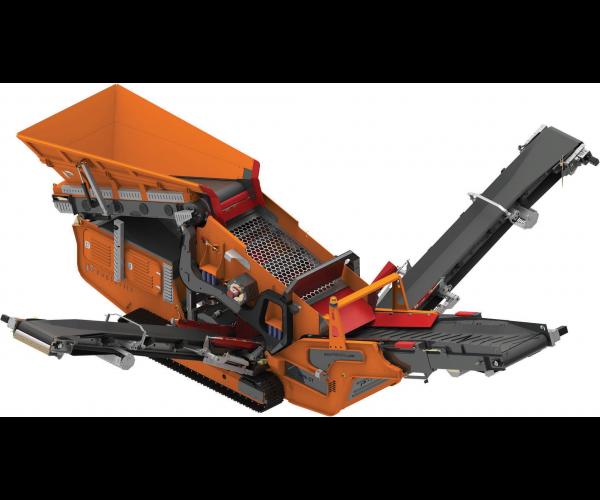 Statie de sortare heavy-duty: Portafill MR5