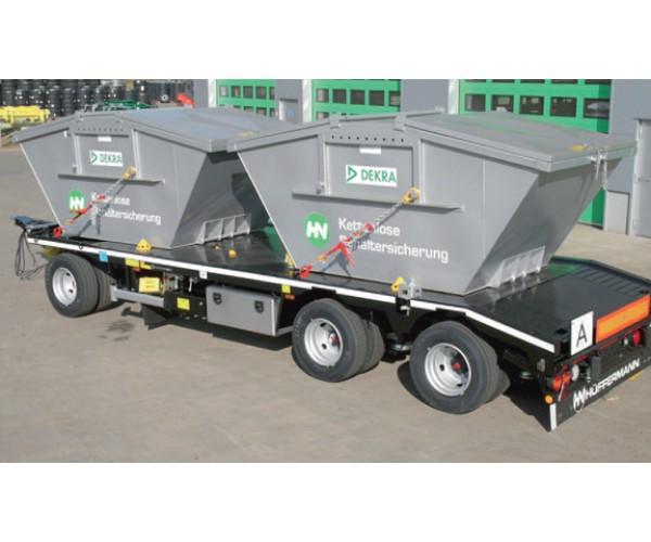Remorca multifunctionala tip trailer