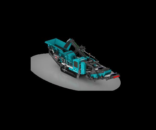 Concasor cu impact Powerscreen Trackpactor 550 & 550 SR