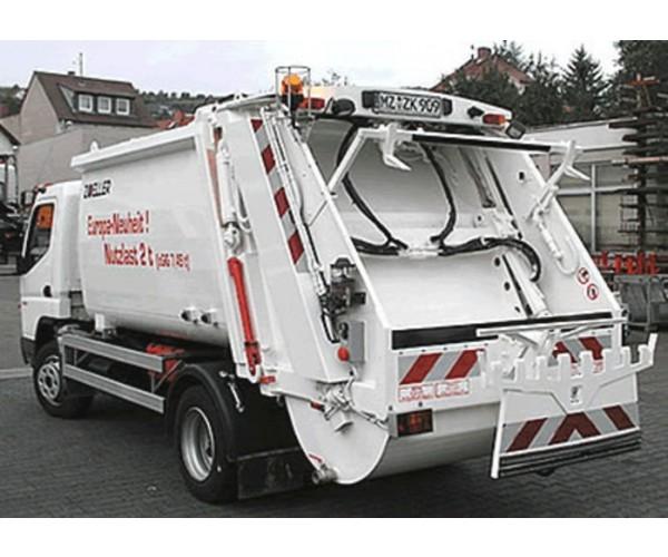 Masina de gunoi Zoeller Micro