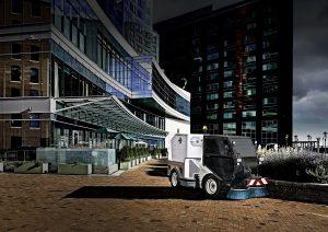 AEBI SCHMIDT a lansat maturatoarea compacta multifunctionala MULTIGO 150